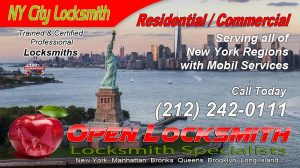 Locksmith Near Me NYC