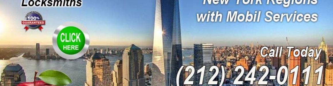Local Locksmith Service One World Trade Center NY 212-242-0111