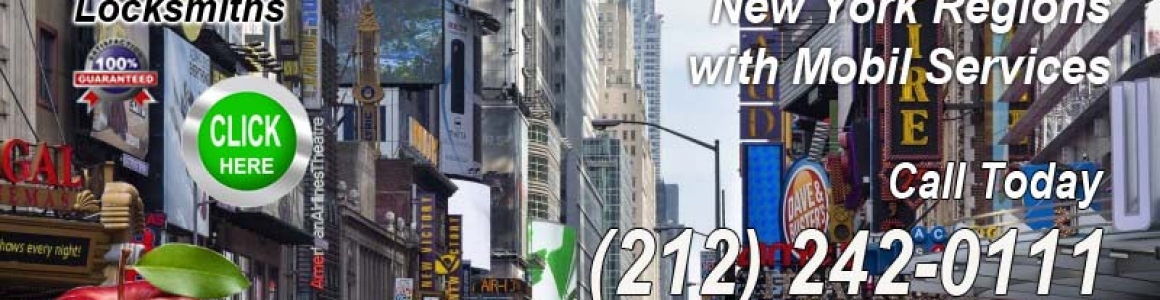 West Midtown NY 10001 Local Locksmith Services Call 212-242-0111